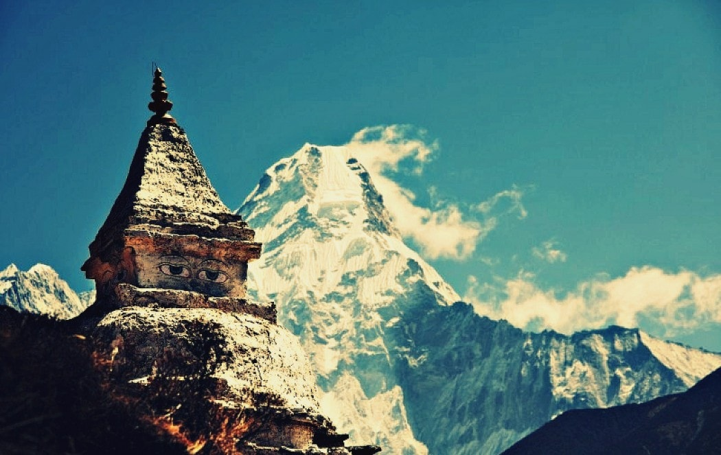 nepal backpacking