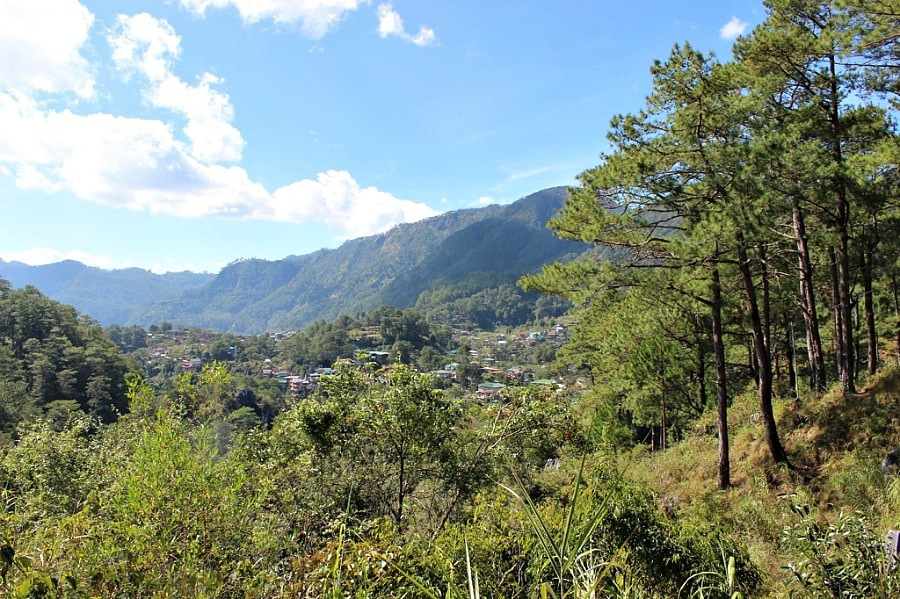 how to go to sagada from baguio