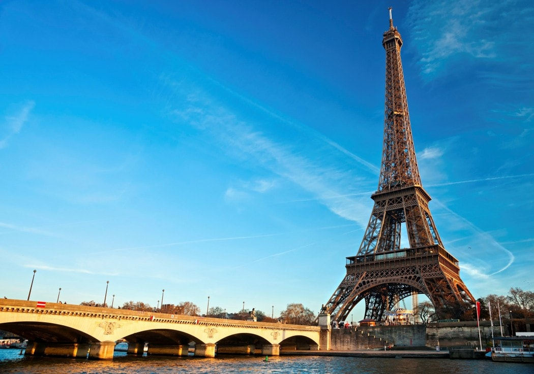 Eiffel tower Paris Europe
