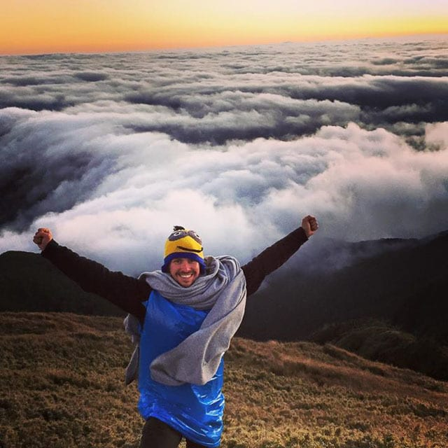 My Mt Pulag outfit