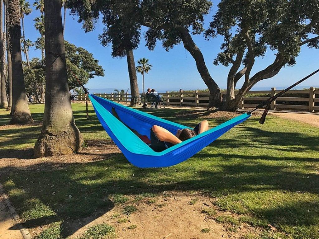 10 Best Camping Hammocks to take backpacking