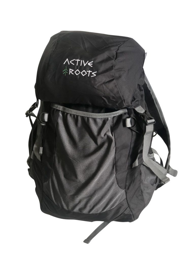 Active Roots best daypack for travelers