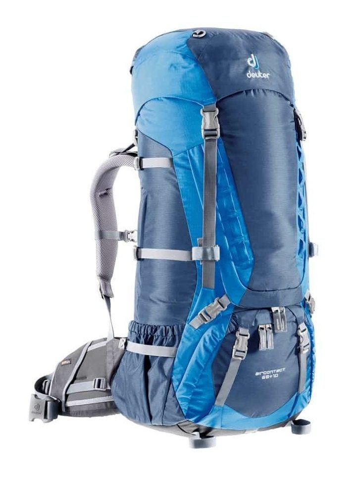 Deuter Air Contact the best backpack for hiking