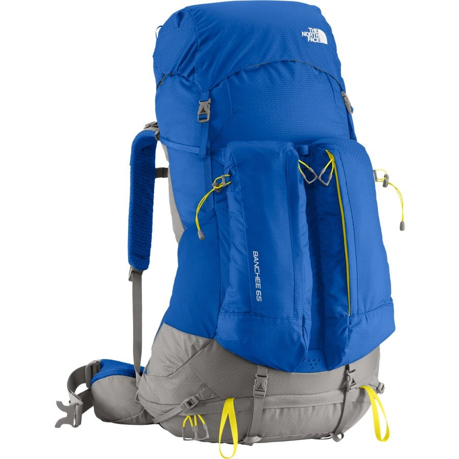 North Face Banchee, a great backpacking backpack
