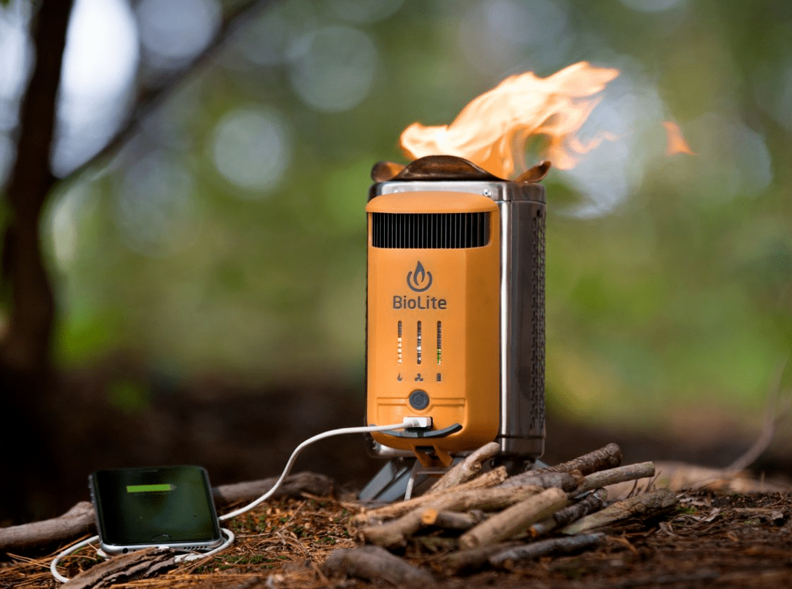 biolite - the best wood burning backpacking stove