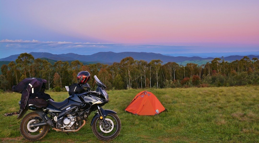 The Best Motorcycle Camping Tents 2017