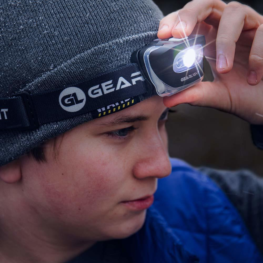 GearLight Head Torch