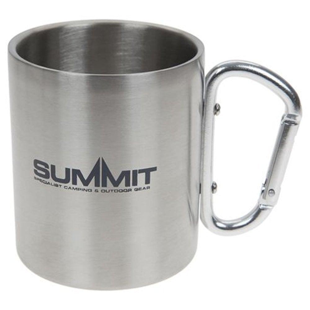 Carabiner mug - cool rock climbing gift