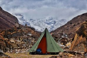 Finding peace in the mountains of Bhutan