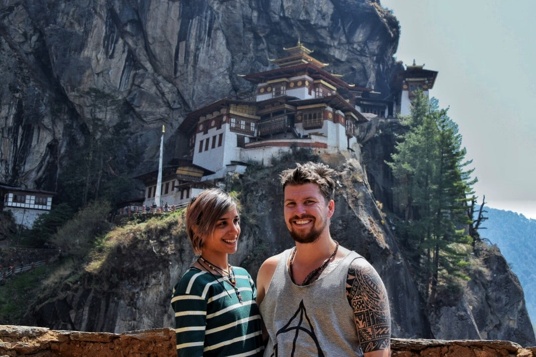 Will Hatton in Bhutan