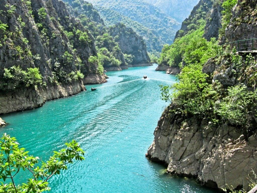Macedonia an European secret gem for wilderness travel