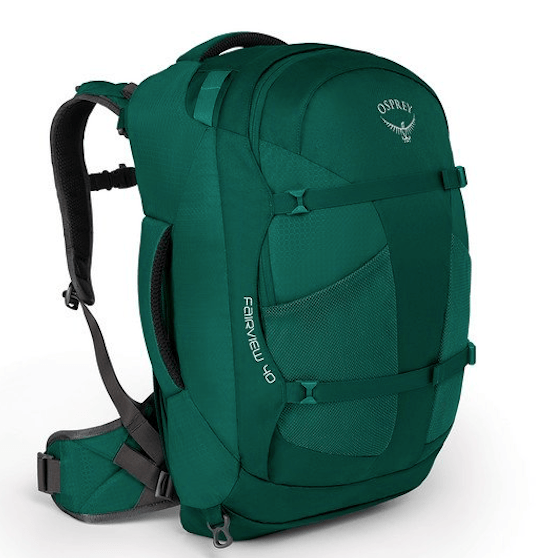 Osprey Fairview 40: best carry on backpack for women