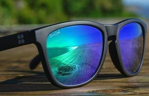 Indestructible sunglasses should not be forgotten in your adventure packing list