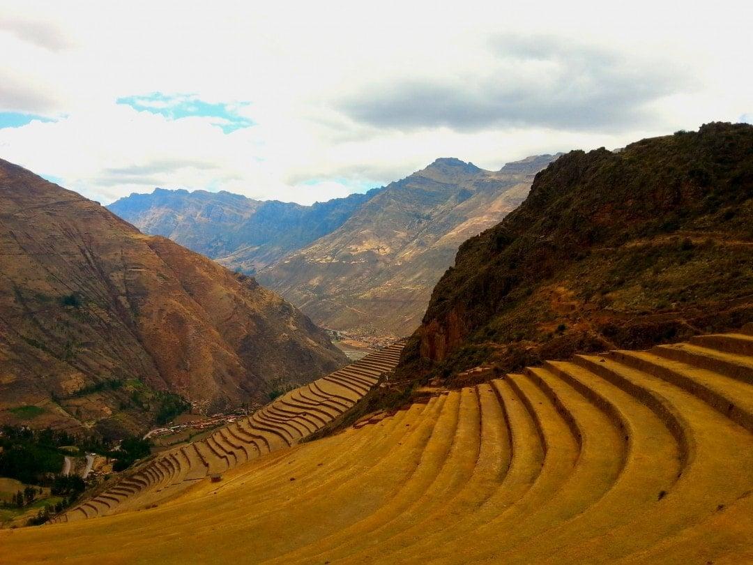 Pisac - Another Incan ruins in Peru