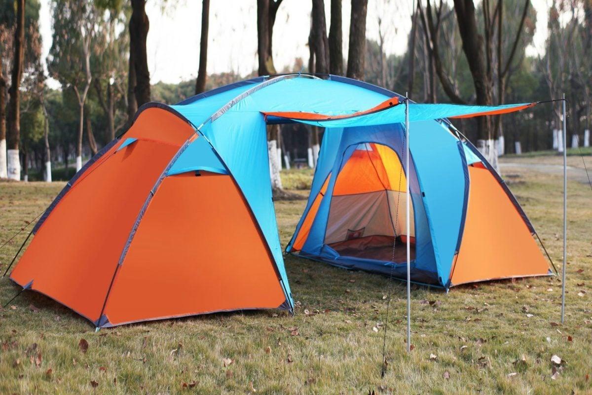 Bellamore Family Camping Tent