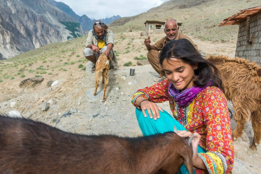 Female Travel in Pakistan