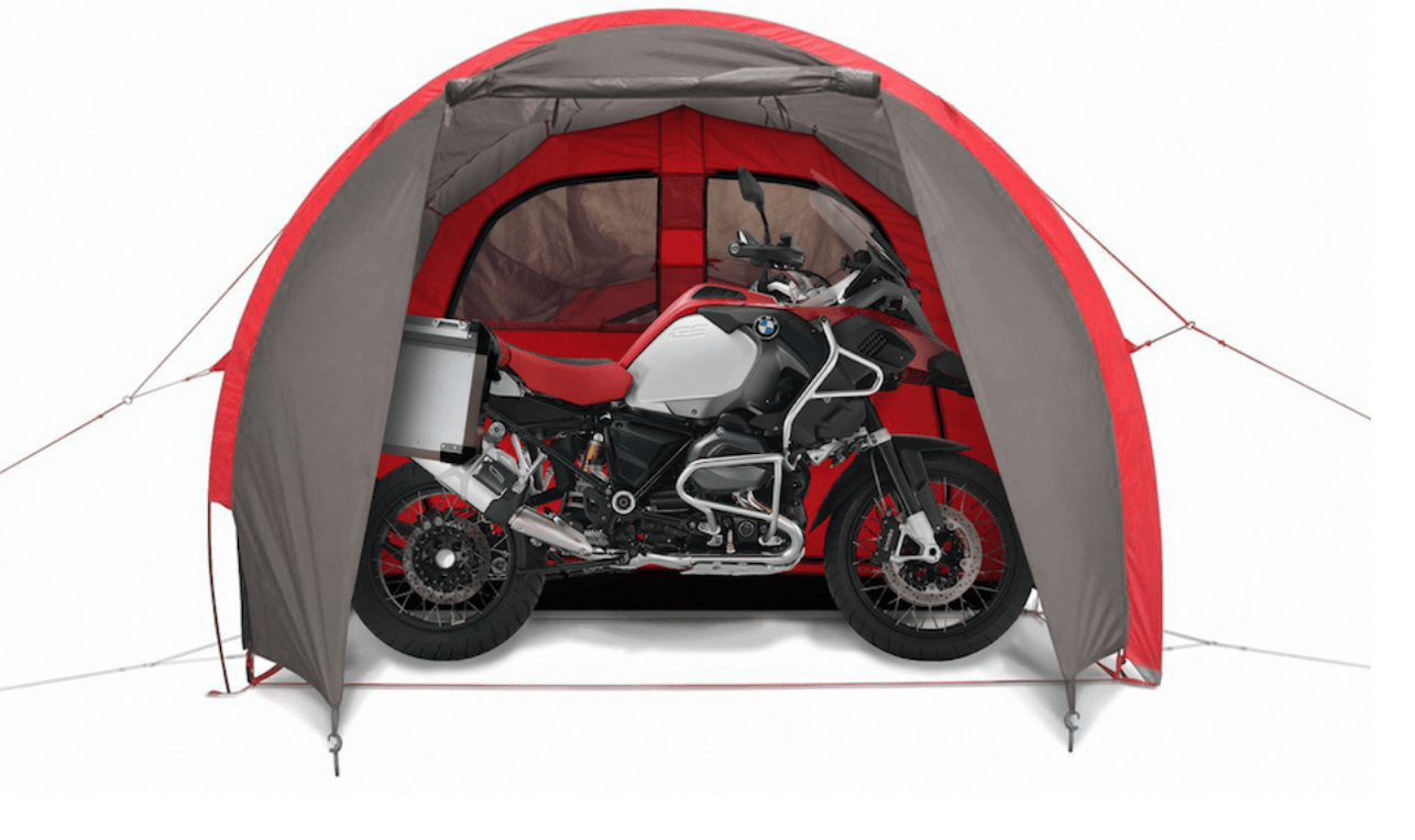 Best Overall Motorcycle Camping Tent