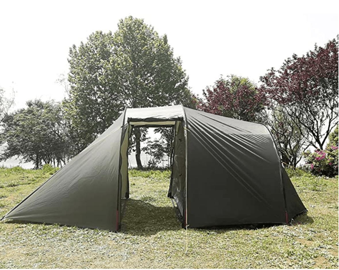 Best Mid-Range Motorcycle Tent