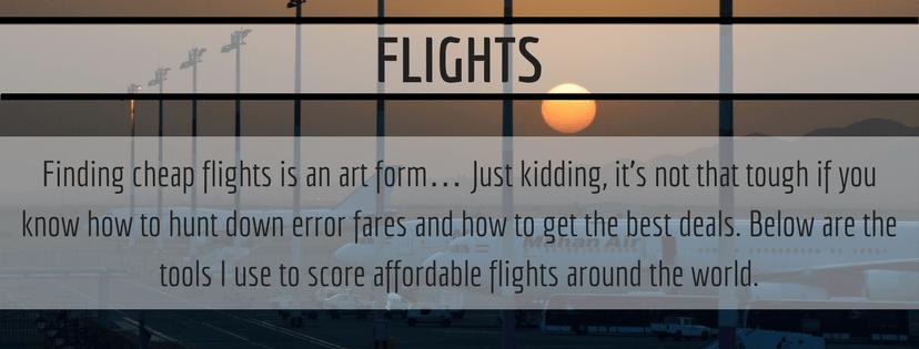flight resources