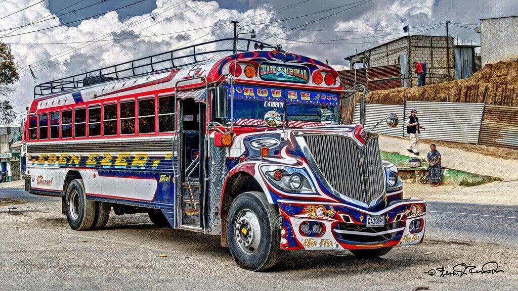 Public Transport Safe in Central America