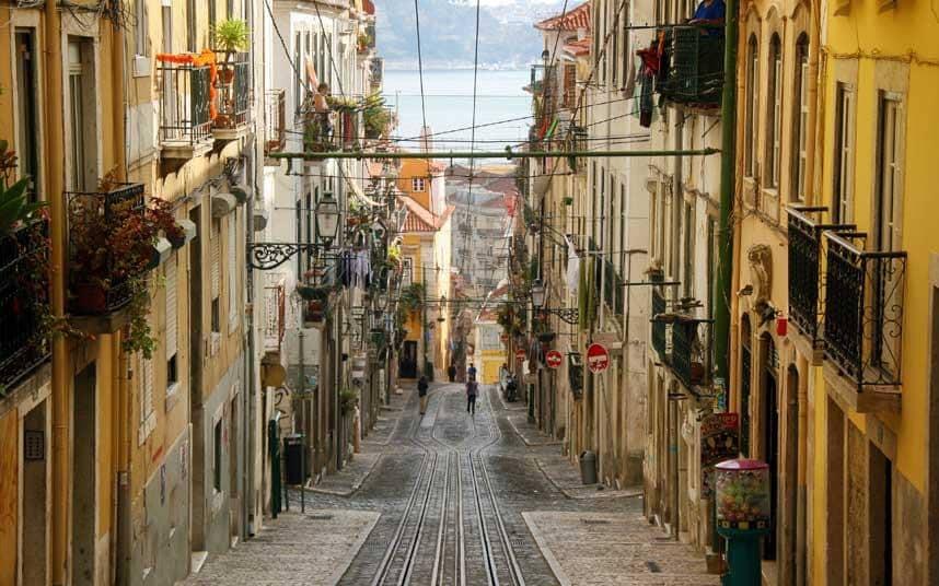 A Euopean road trip adventure in Lisbon