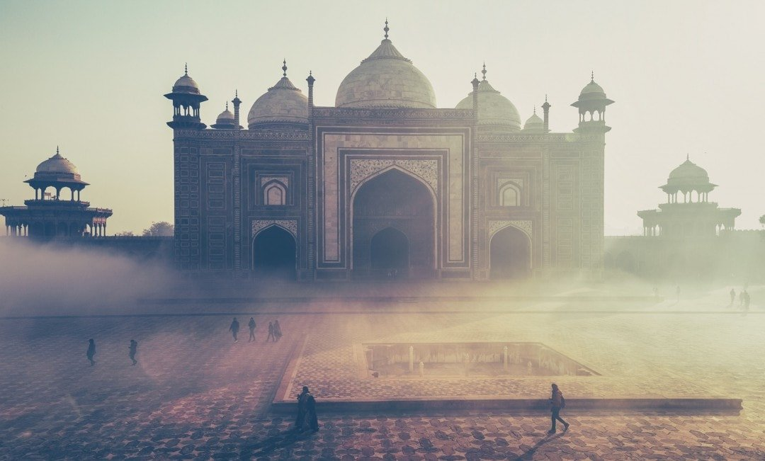 "The real question isn't ""how much to travel to India?"" It's ""how much to stay as long as I can?"""
