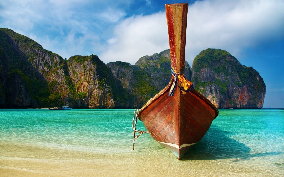 backpacking thailand