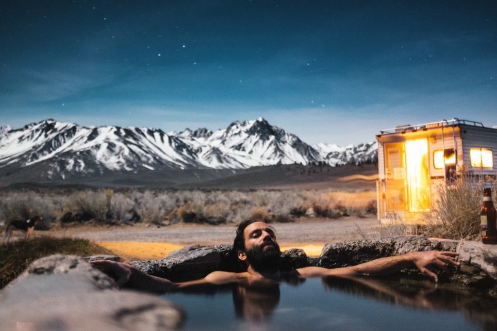 The hot springs in Hanmer Springs are the number one thing to do