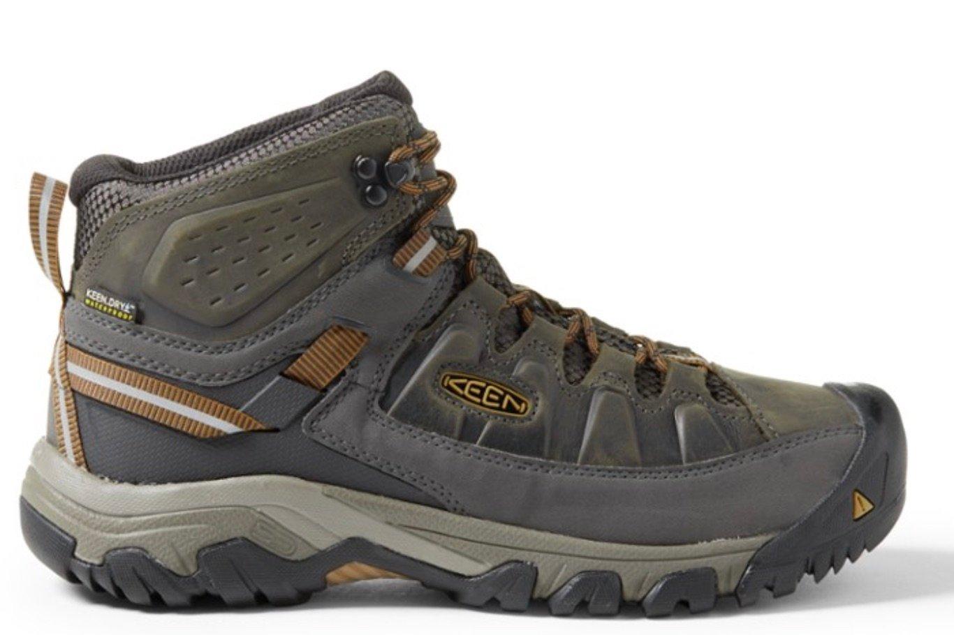 best hiking boots keen