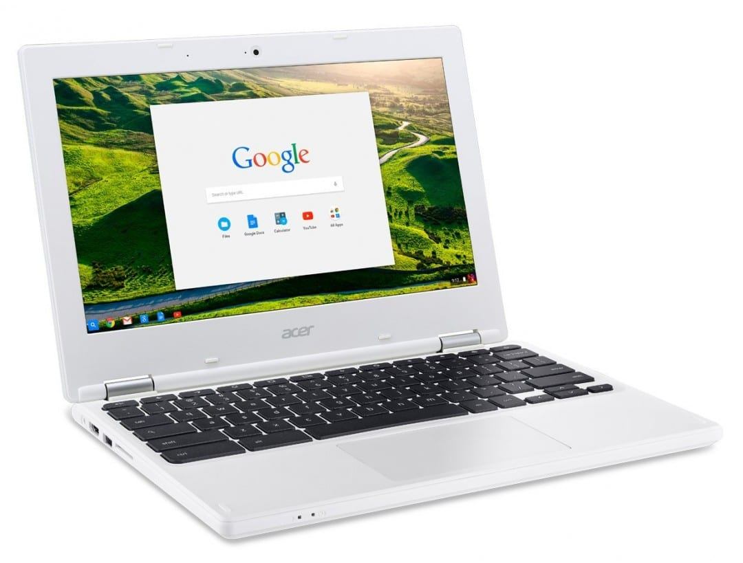 Acer Chromebook for Digital Nomads and Travellers