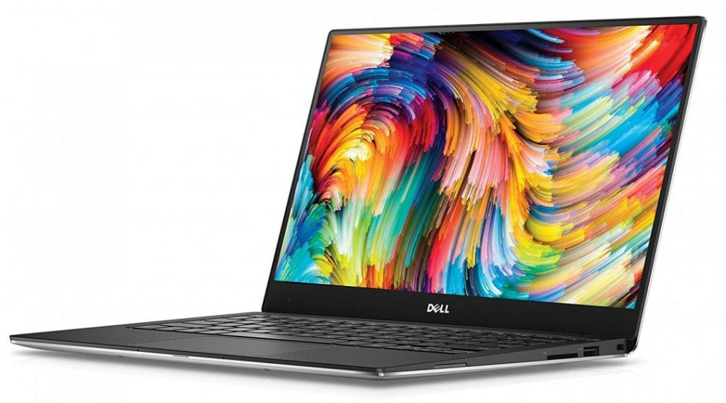 easy to use laptops Dell XPS