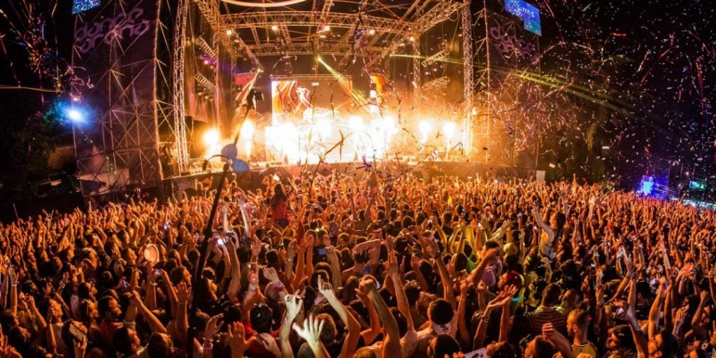 Serbia Exit Festival one of the dangers in abroad