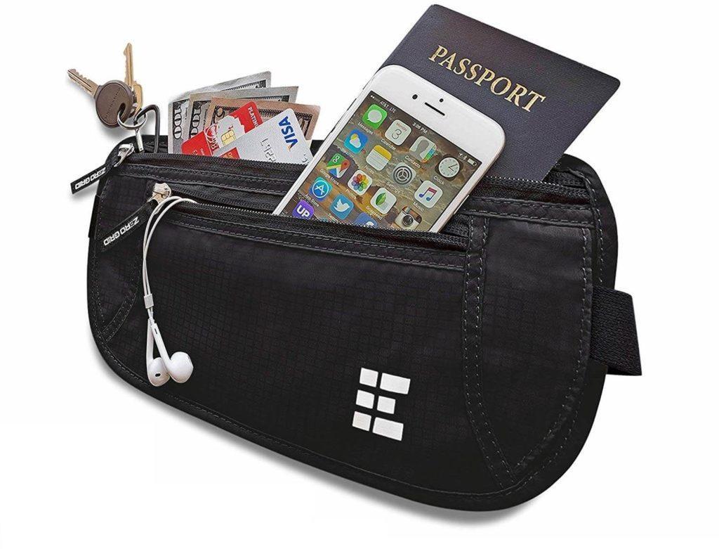 travellers money belt