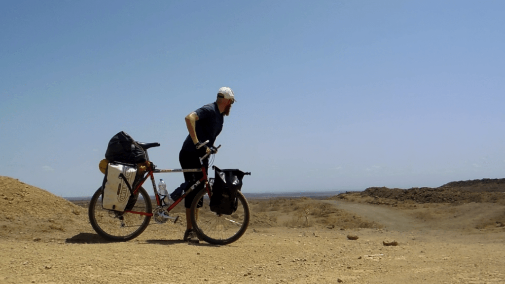 Reaching Northern Kanya on an Africa Bicycle Tour