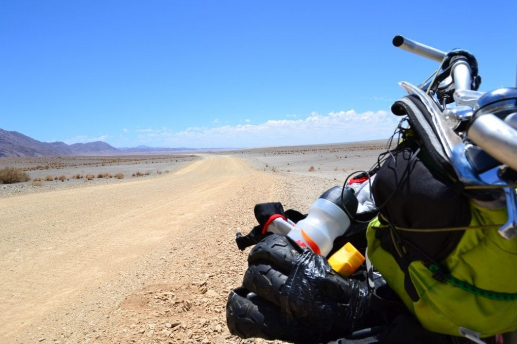 Bicycle Adventure Tour in Africa