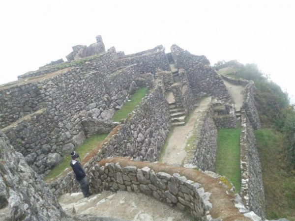 Another set of Incan ruined sites during the hike
