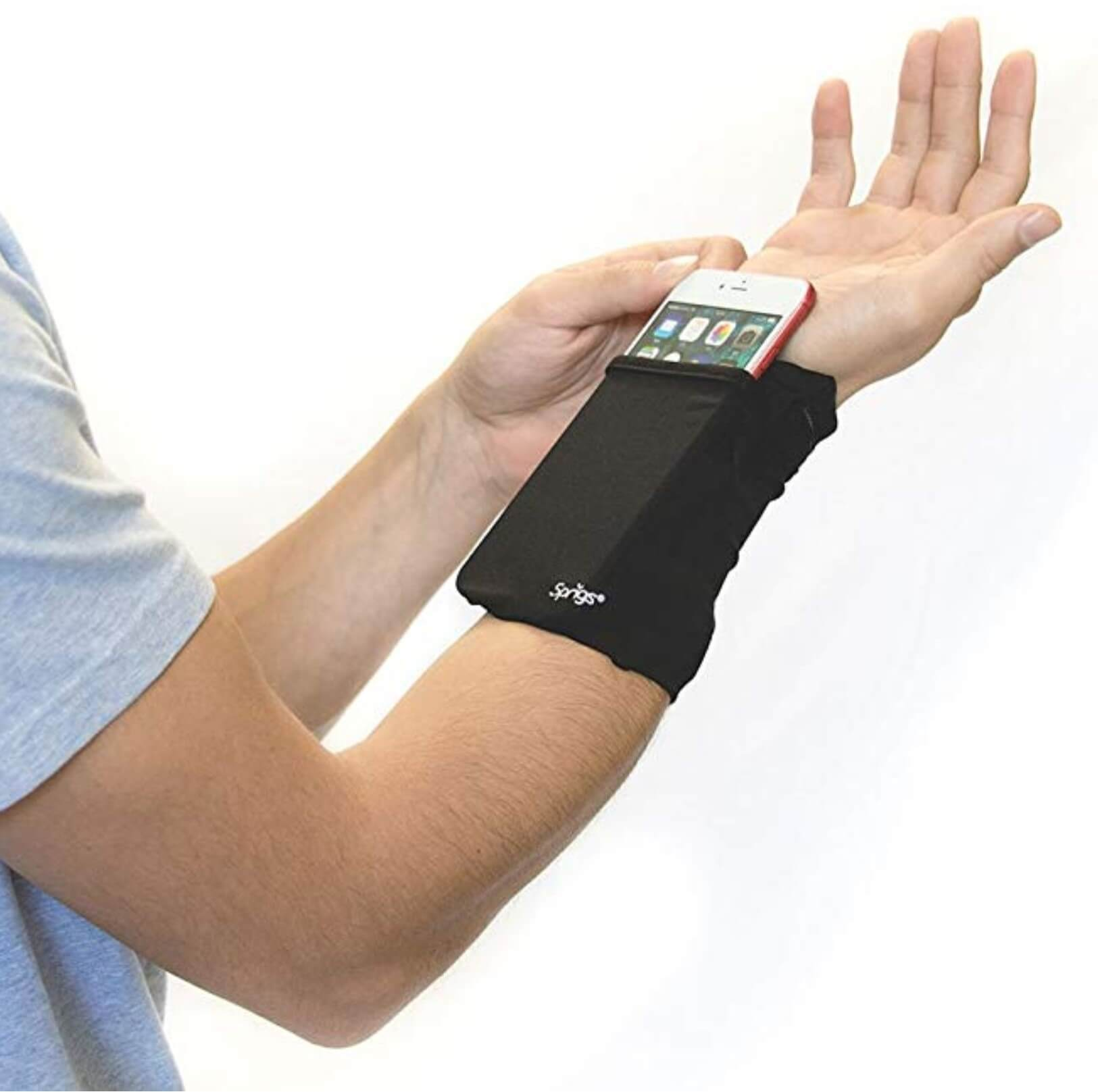 wrist wallet maximum protection