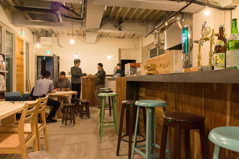 A Chilled-Out Youth Hostel in Tokyo - GuestHouse Fete