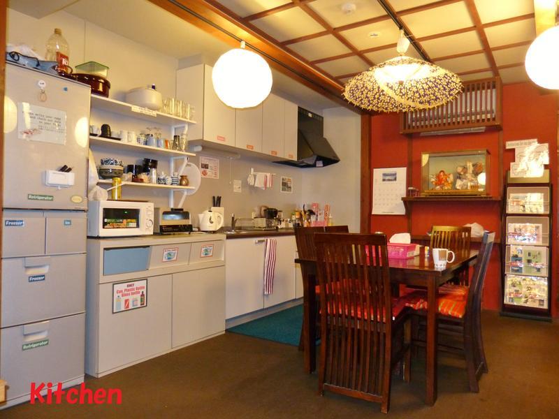 Khaosan Tokyo Kabuki Best Hostel in Tokyo