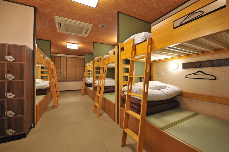 Best Hostel with a Private Room in Tokyo - Khaosan World Ryogoku Hostel