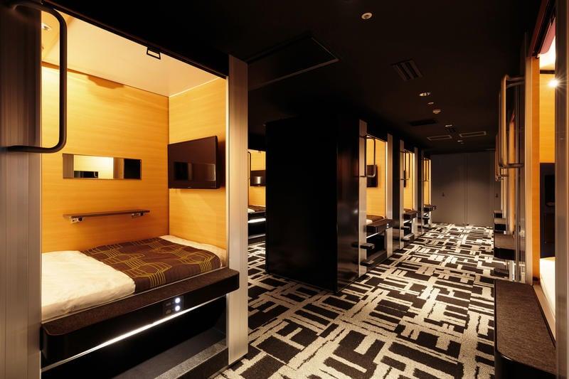 MyCUBE by MySTAYS Asakusa Kuramae best hostel in Tokyo