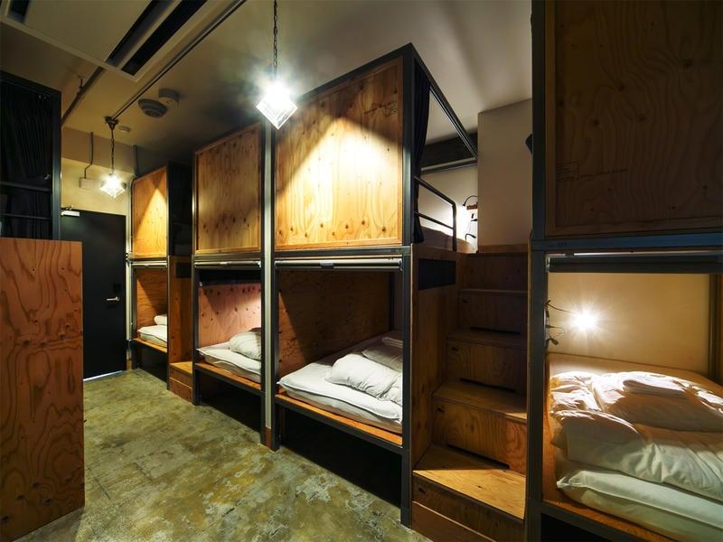 Wise Owl Hostel best hostel in Tokyo in 2018