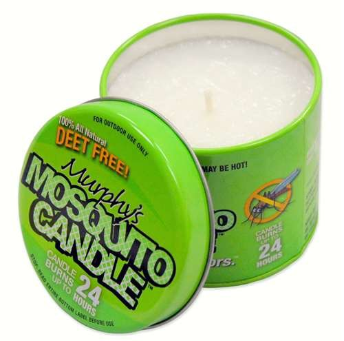 mosquito repellent candles