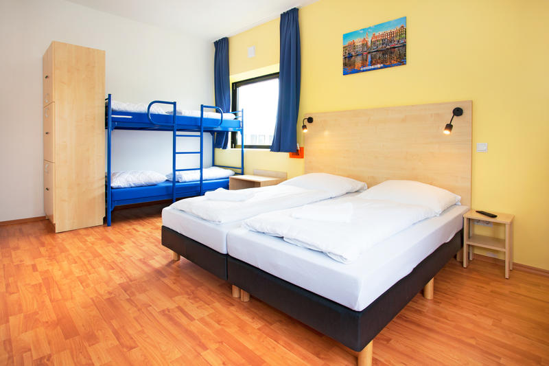 Best Hostel with a Private Room in Amsterdam - A&O Amsterdam Zuidoost