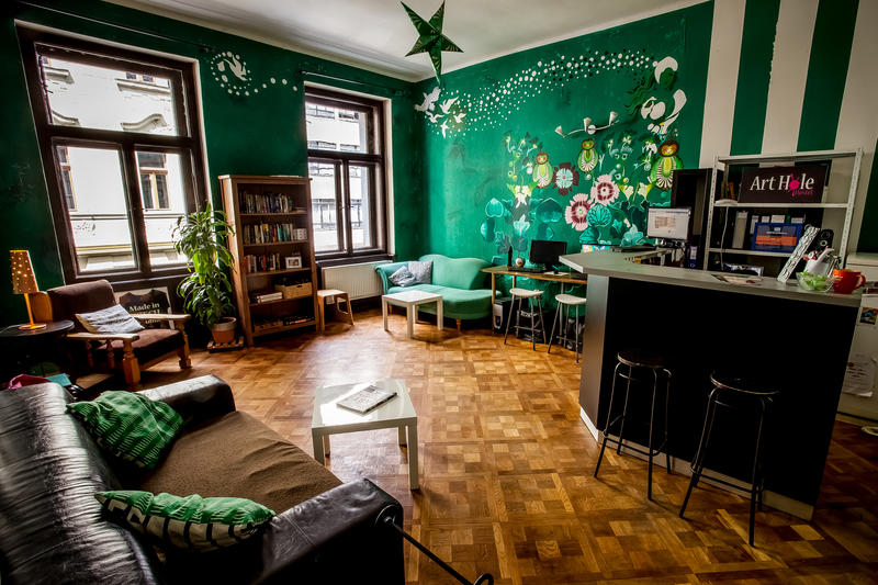 20 best hostels in prague updated 2018 the broke for Decor do hostel
