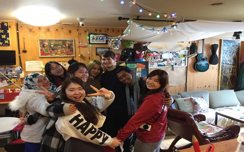 Backpackers Inside best hostels in Seoul