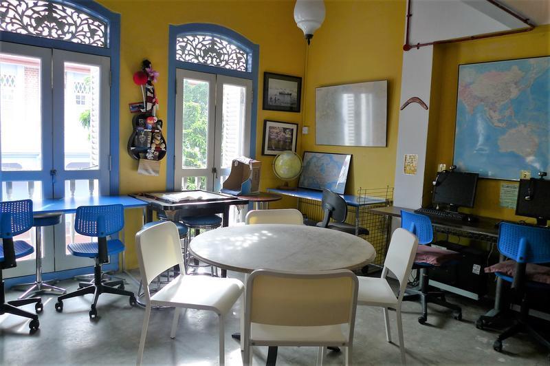 Betel Box Backpacker best hostels in Singapore