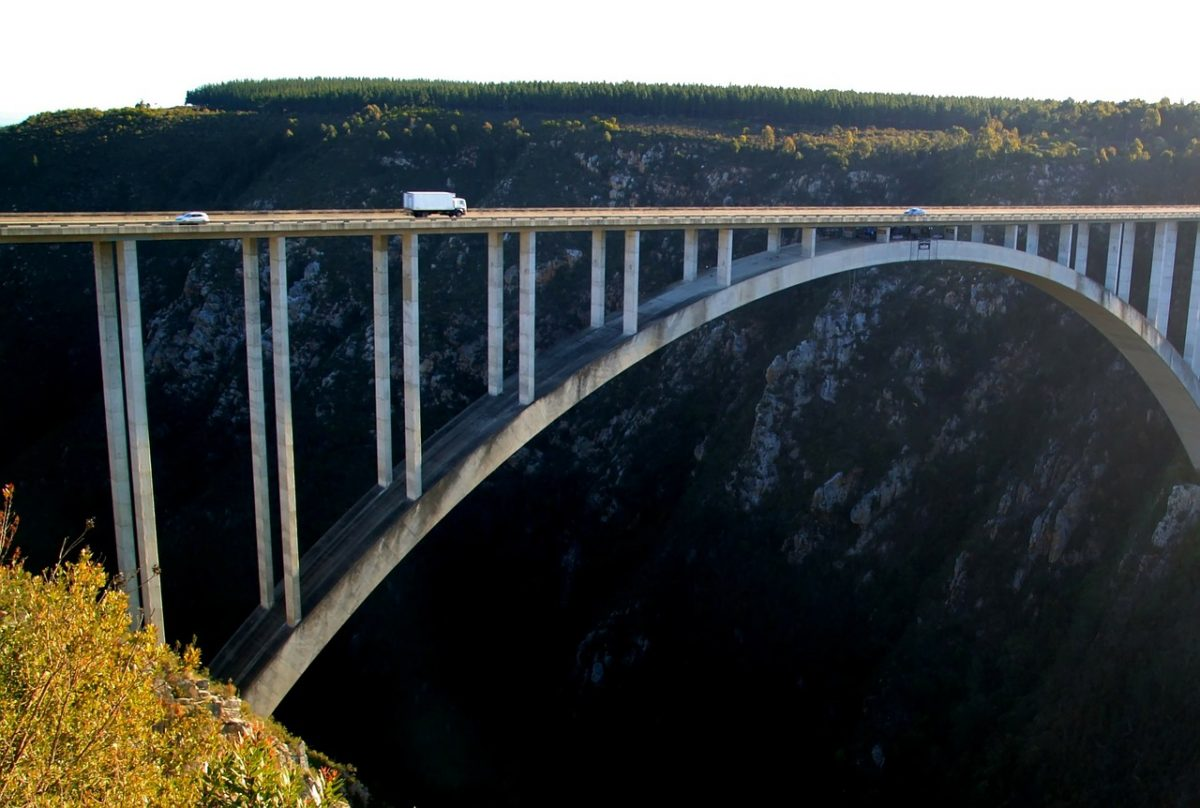 tallest bungee jump in the world south africa