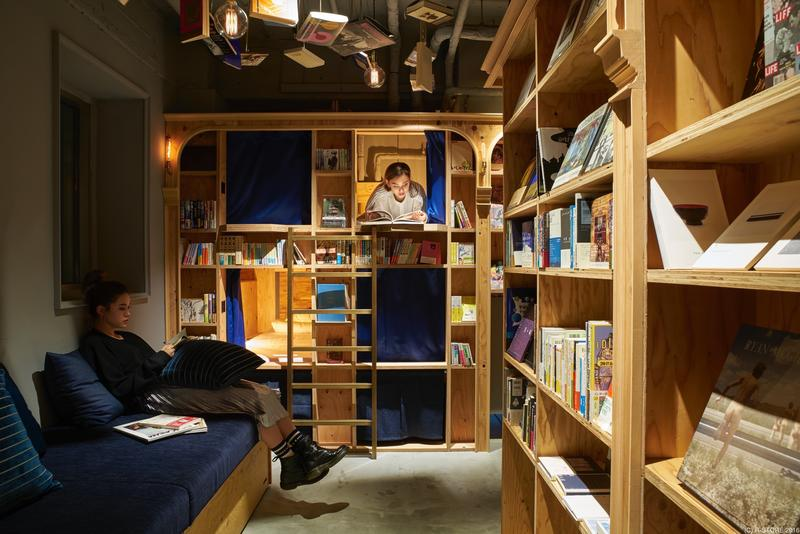 Book and Bed Tokyo best hostels in Kyoto