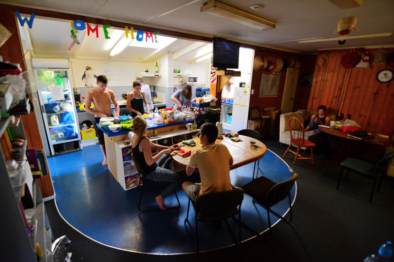 Borders Beyond best hostels in Auckland